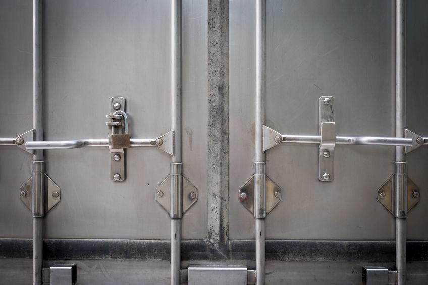 Tipo de contenedores de seguridad